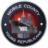 Mobile Young Republicans' Logo